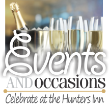 Events & Occasions at the Hunters Inn
